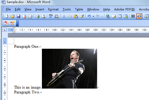 C# Word Document to Create, Design and Modify - It's a long